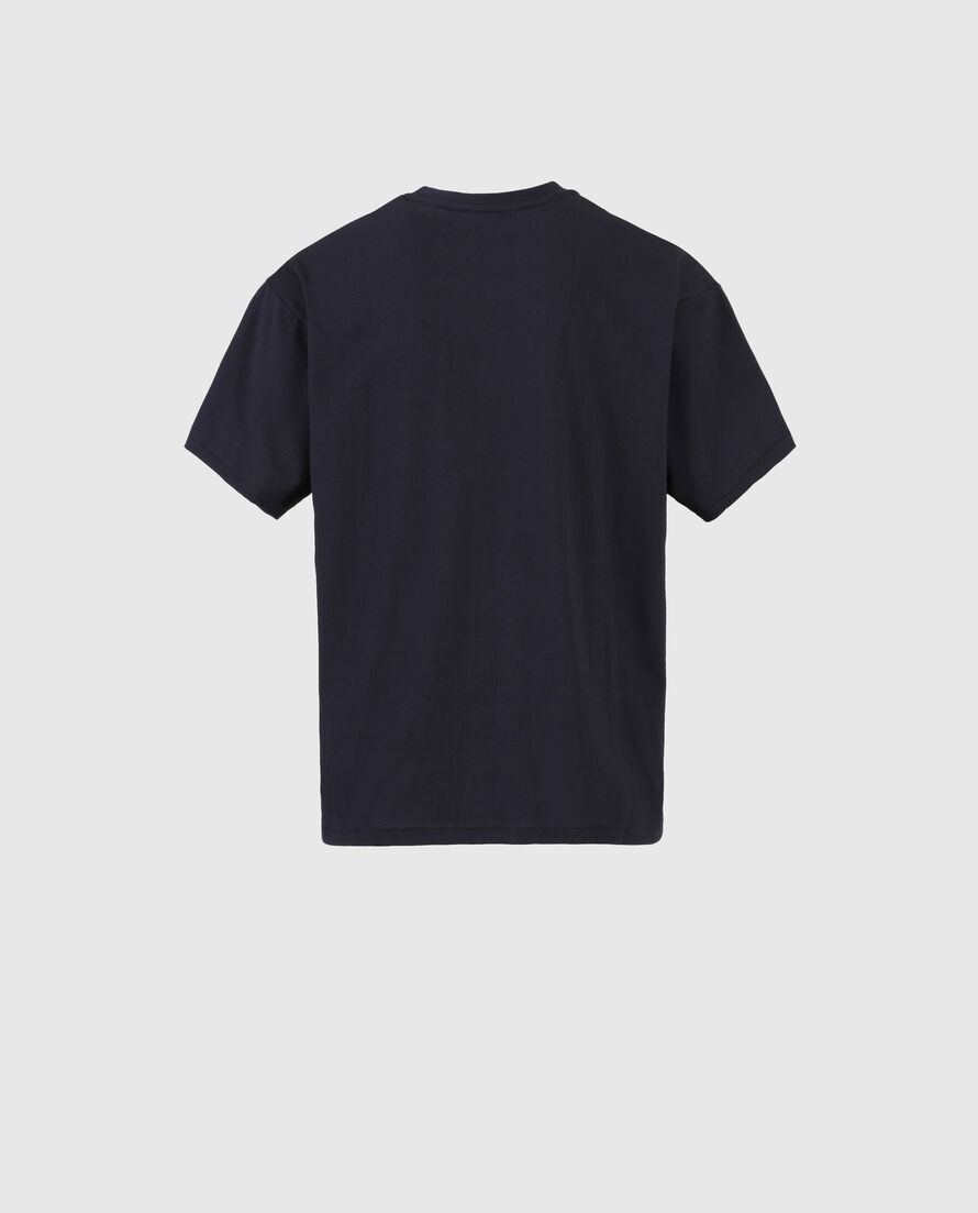 C/N Round Embroidery T-Shirt