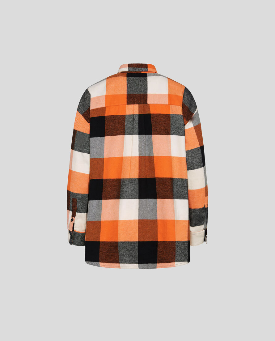W'S Flannel Shirt