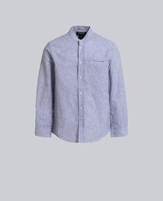 B'S Cotton Linen Shirt