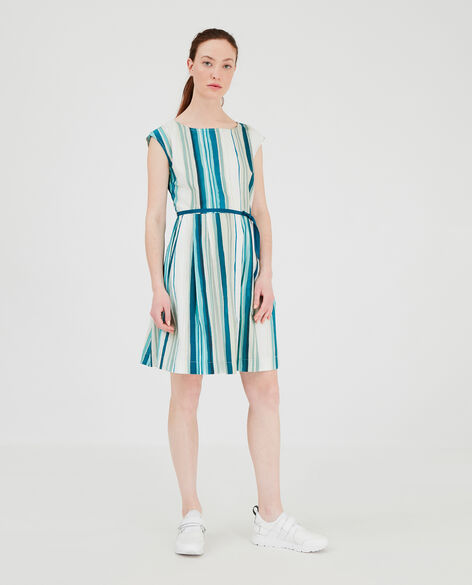 W'S Printed Popeline Dress