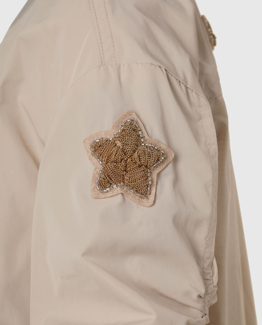 G'S Embroidery Over Bomber