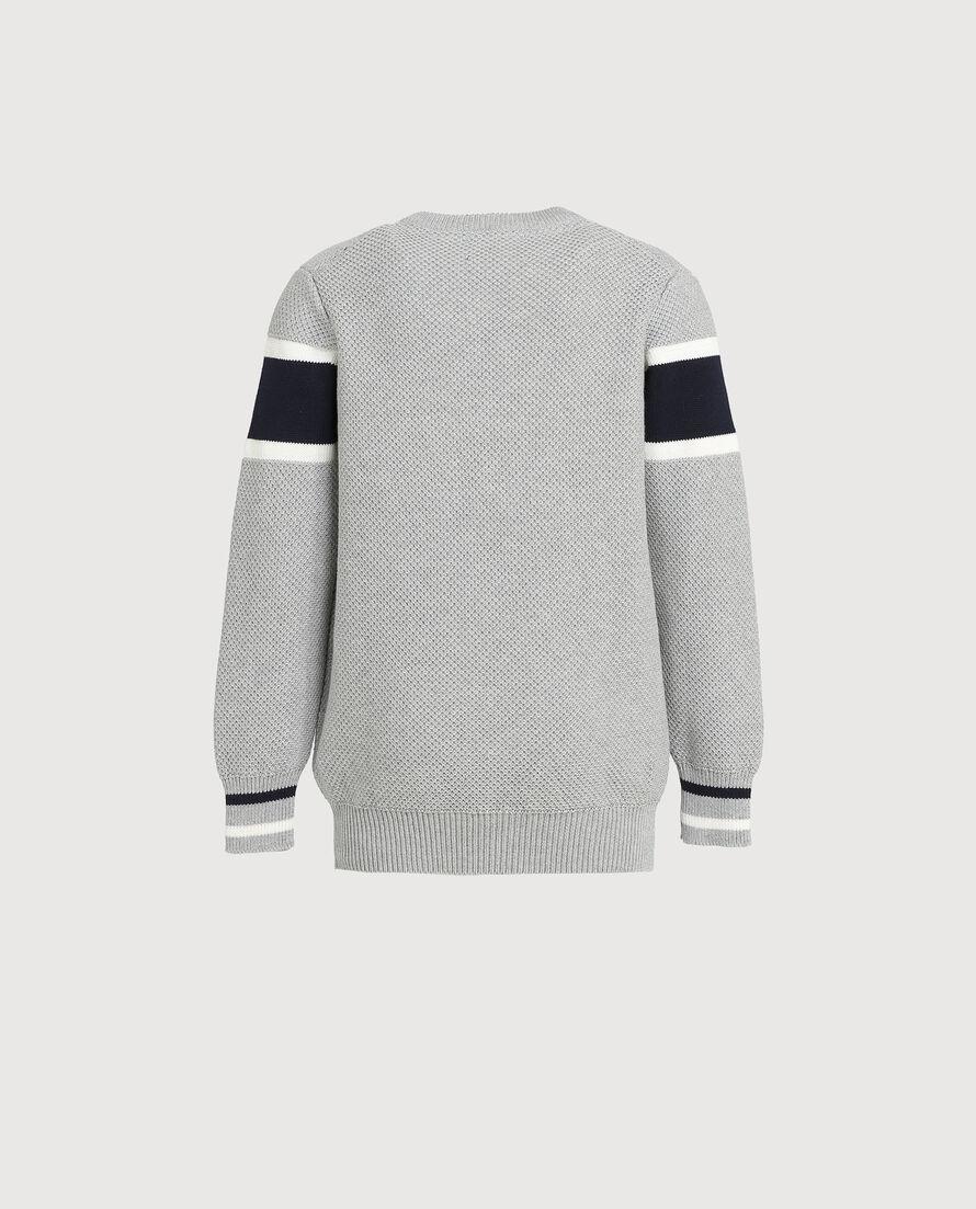 B'S Varsity Sweater