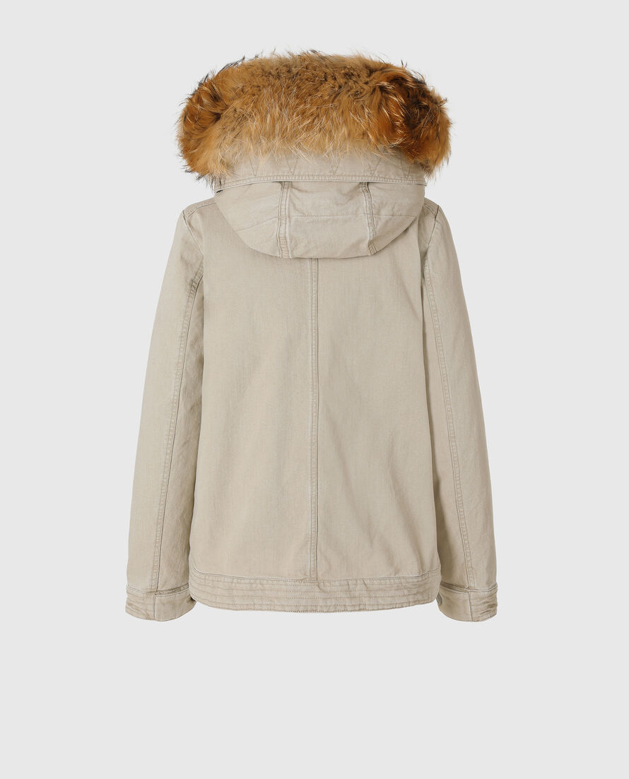 W'S 3In1 Winola Short Parka