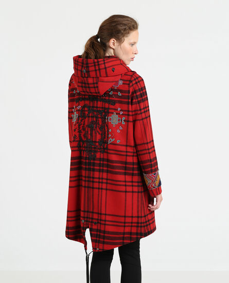 W'S Hunting Parka Embr