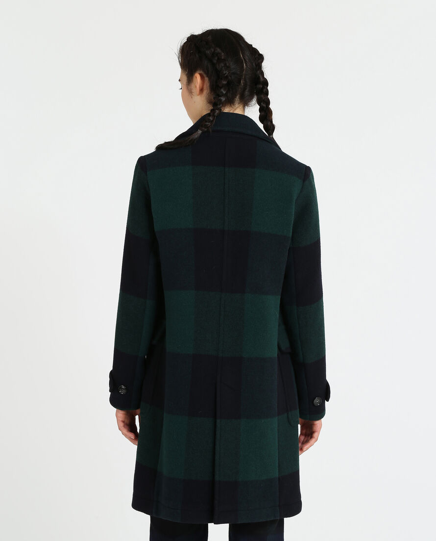 W'S Silverton Check Coat