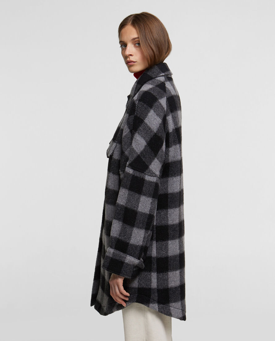W'S Buffalo Coat