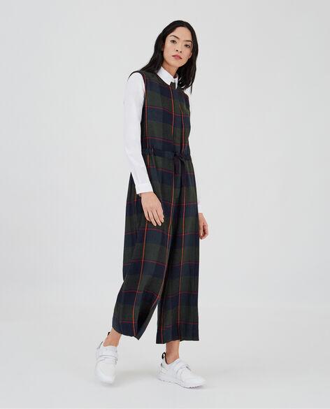 W'S Wool Gauze Jumpsuit