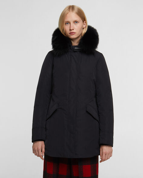 W'S Luxury Arctic Parka Fox