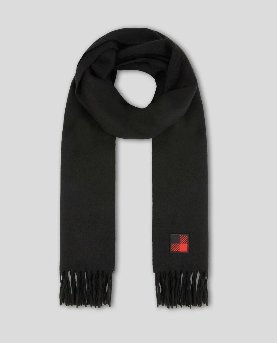 Winter Wool Logo Scarf