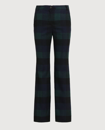 W'S Stretch Wool Bootcut Pant