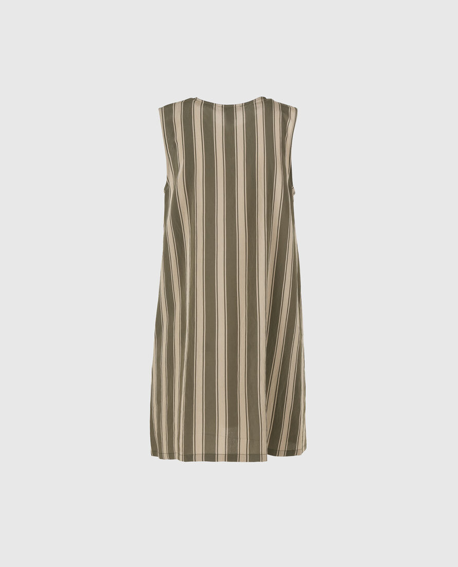 W'S Scully Stripe A-Line Dress