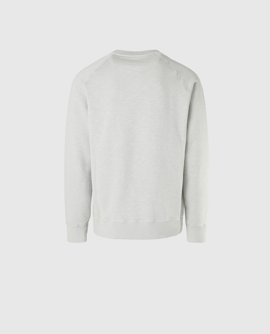 Slub Fleece Gd Crew Neck