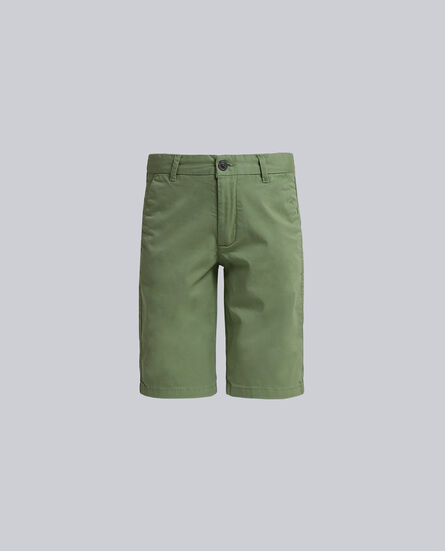 B'S Stretch Twill Shorts