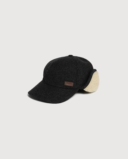 Fur Baseball Cap