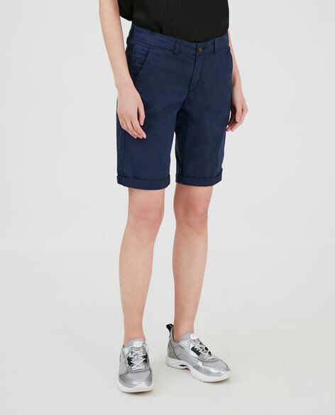 W'S Stretch Satin Short