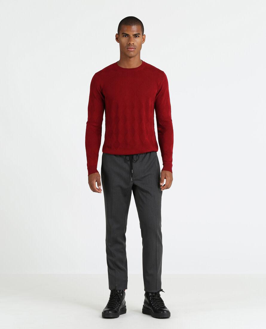 Comfort Light Wool Pant