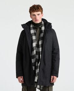 Tech Wool Coat