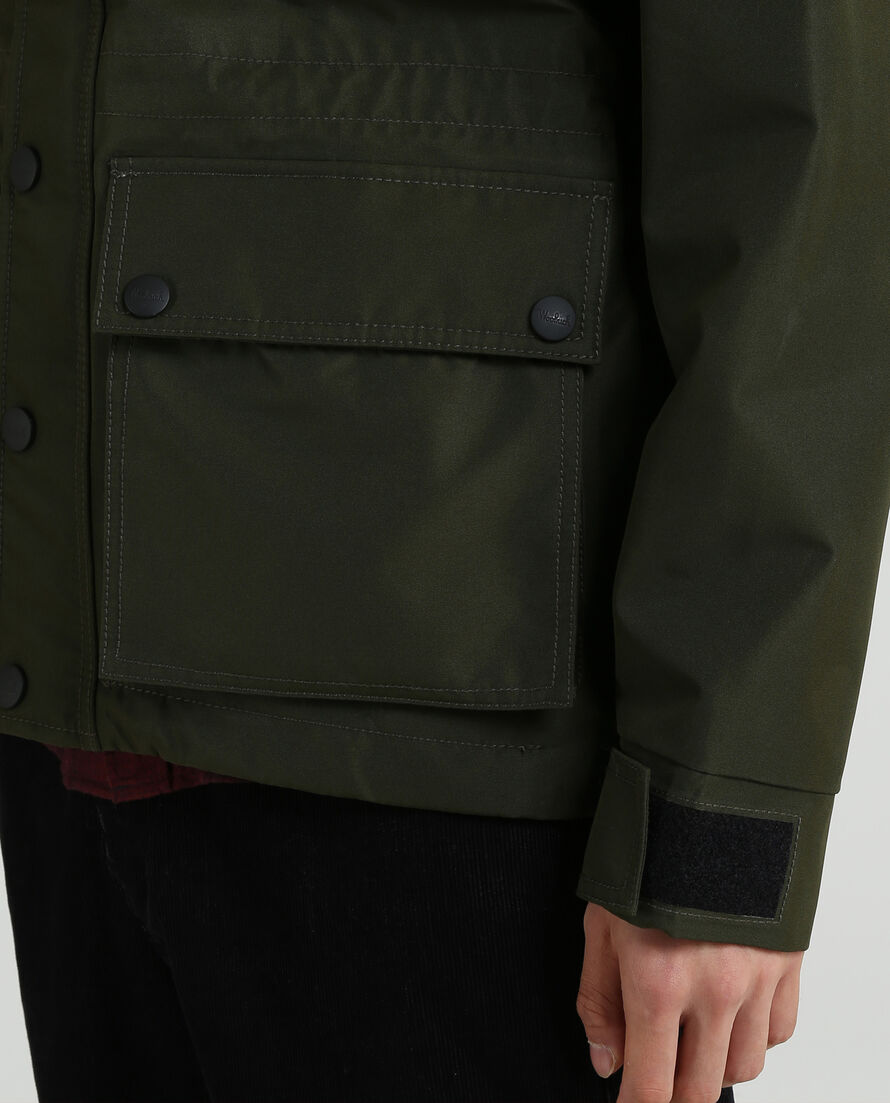 Gtx Lined Mountain Jacket