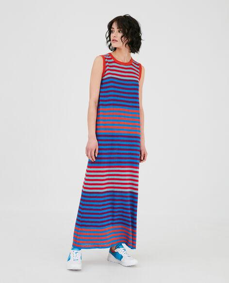 W'S Linen Dress