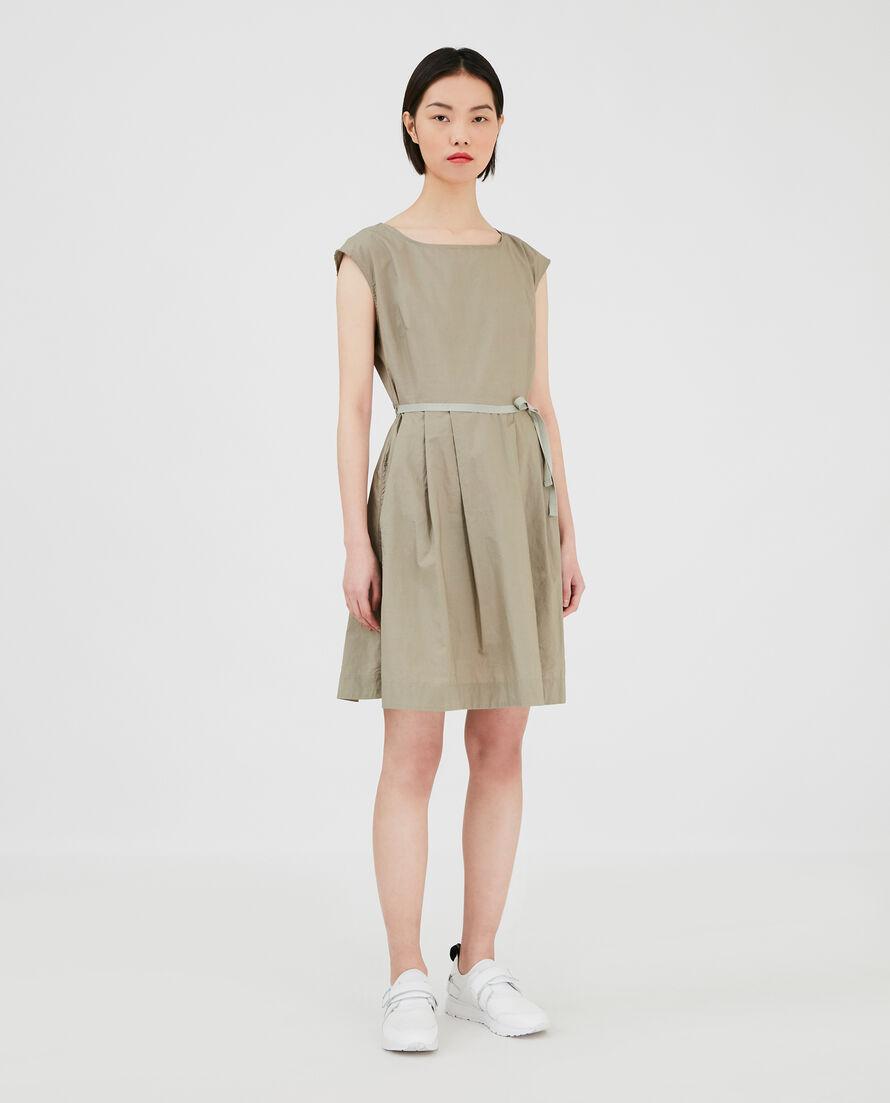 W'S Popeline Dress