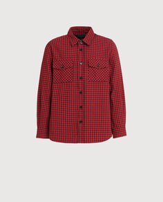 B'S Flannel Shirt