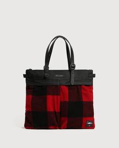 W'S Wool Parka Bag