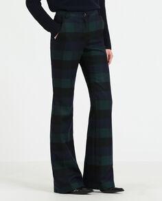 W'S Stretch Wool Bootcut Pant