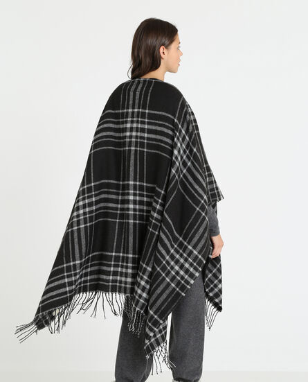 W'S Blanket Cape