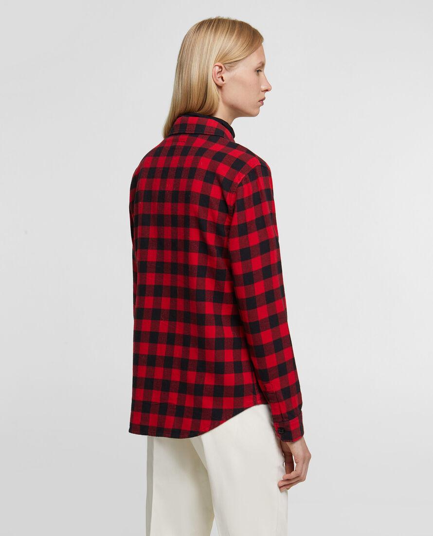 W'S Light Flannel Shirt