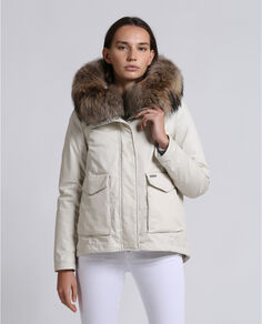 W'S 3-in-1 Military Parka Short