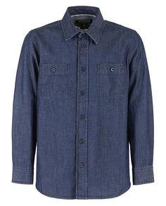 B'S Denim Shirt