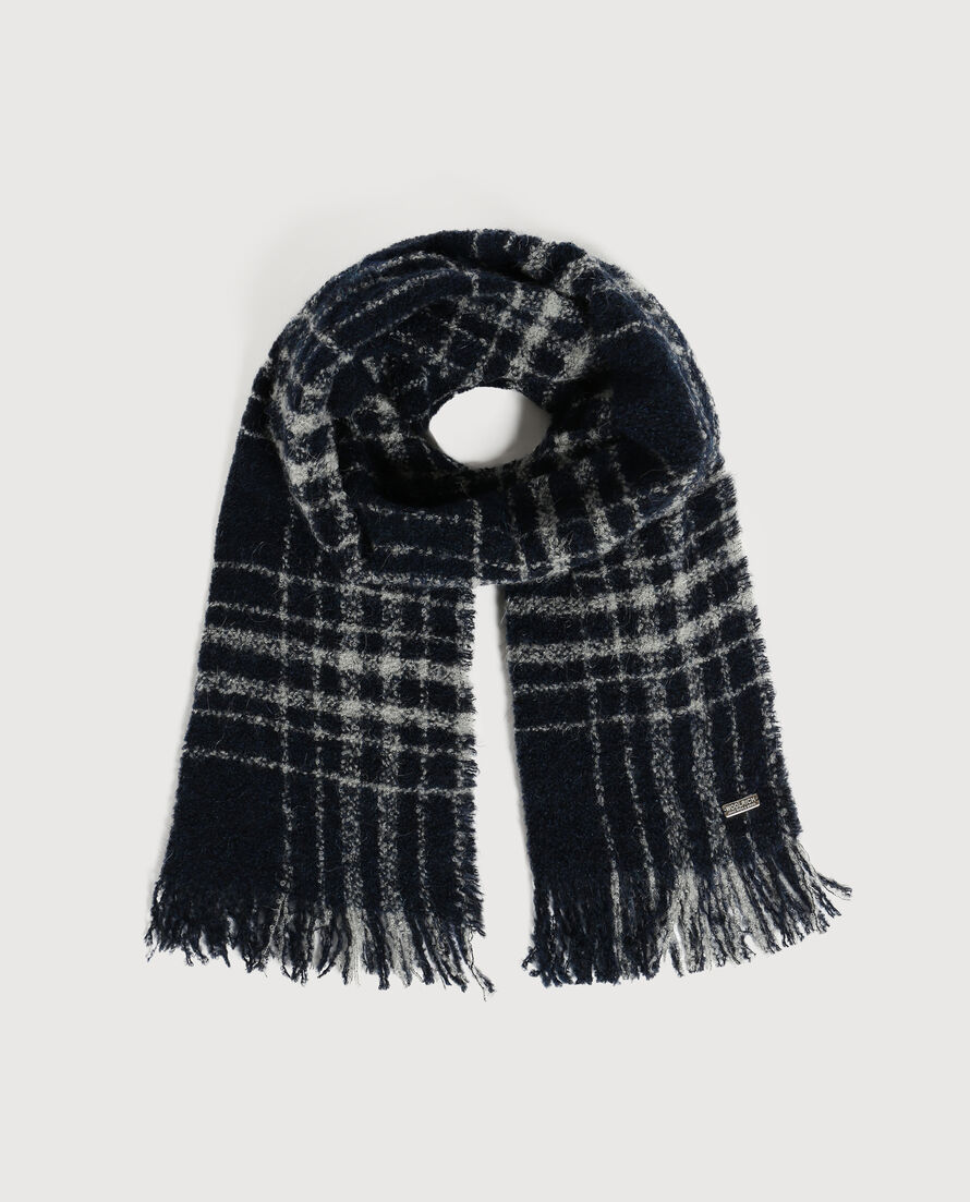 W'S Hunting Check Scarf