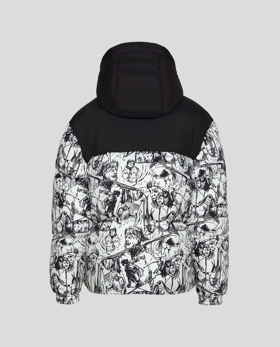 Printed Sierra Supreme Jacket
