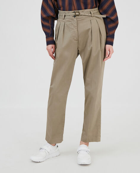W'S Stretch Satin Pant