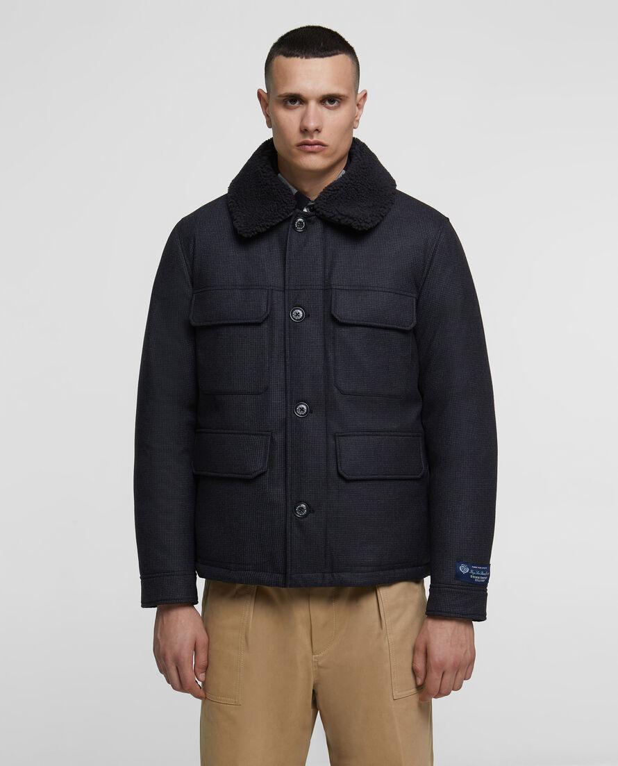 Luxury Stag Jacket