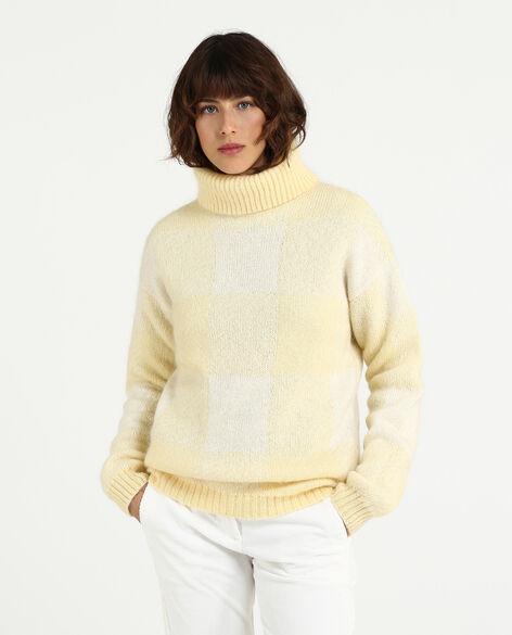 W'S High Neck Sweater