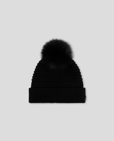 W'S Soft Wool Beanie Hat