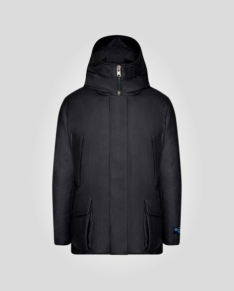 Luxury Mountain Parka