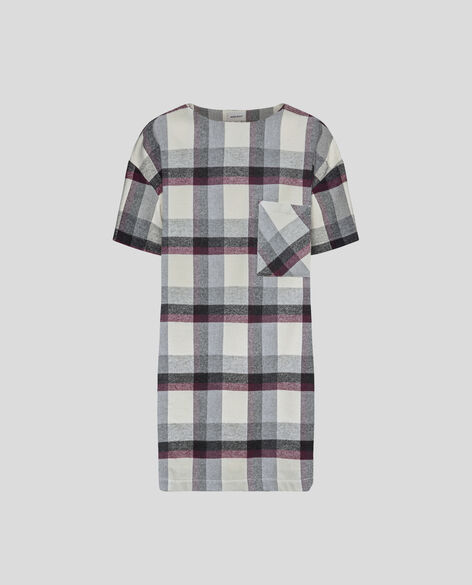 W'S Archive Check Dress