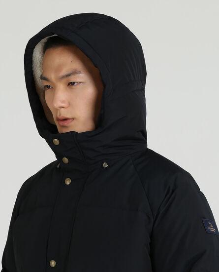 Down Jacket W/ Hood