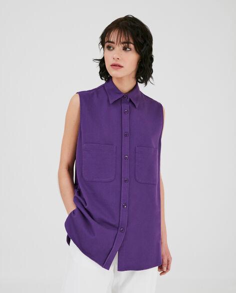 W'S Cotton S/S Shirt
