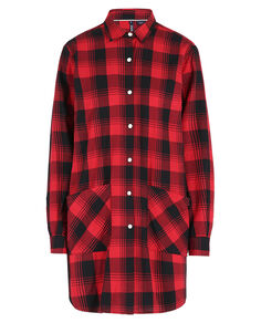 W'S Flannel Over Shirt
