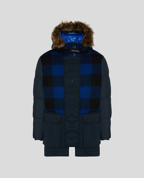 Buffalo Wool Parka