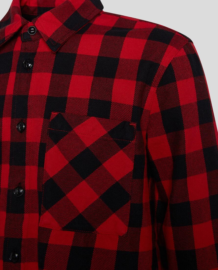B'S Buffalo Flannel Shirt