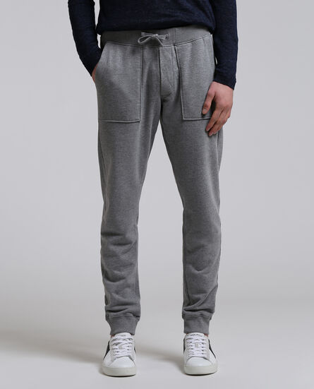 Basic Cuffed Sweatpant
