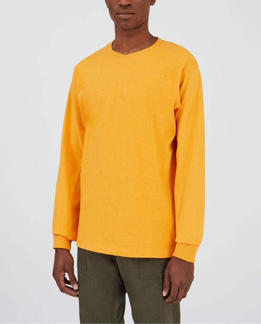 Ls Heavy Jersey Fleece