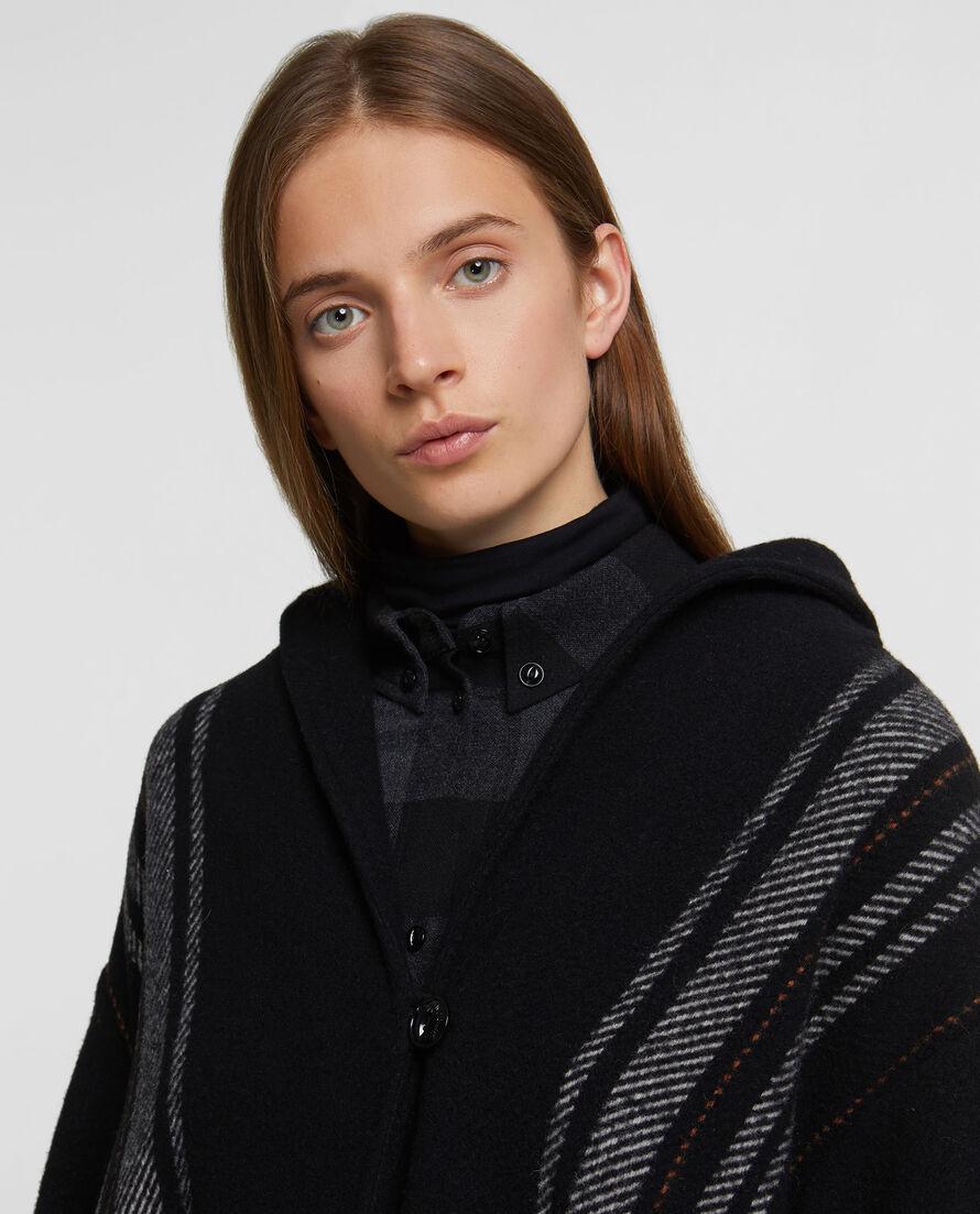 W'S Blanket Coat