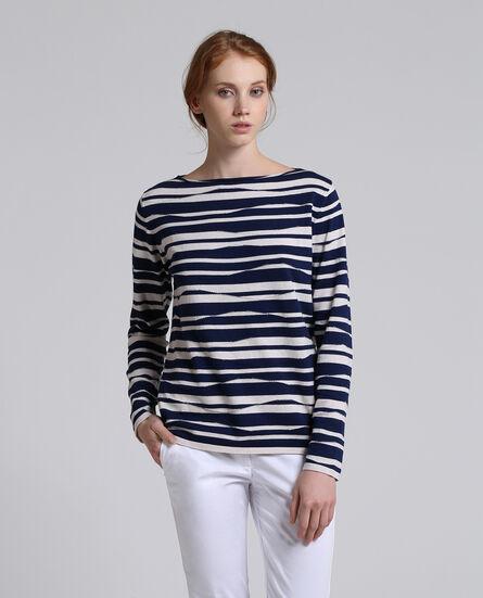 W'S Boatneck Sweater