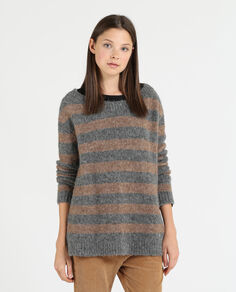 W'S Alpaca V-Neck Sweater