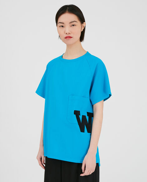 W'S Cotton S/S Sweatshirt